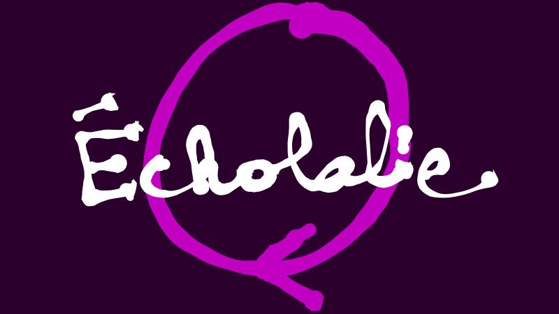 echolalie